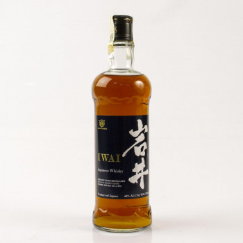 Iwai Japanese Whisky 0,75l 40%