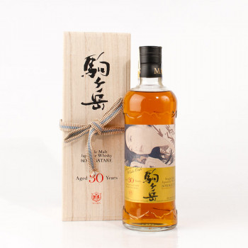 Komagatake 30Y Single Malt White Oak 0,7L 61%