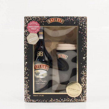 Baileys 0,7L 17% + Thermocup