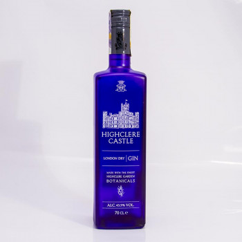 Highclere Castle Gin 0,7L 43,5%