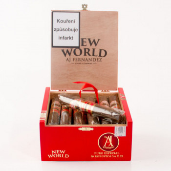 New World Puro Espec.Robusto 1/20