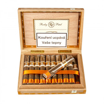 Rocky Patel Cigar Smoking World Championship Robusto 1/20